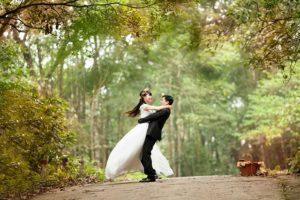 Hochzeitsmandeln