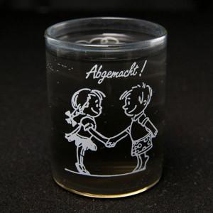 Schnapsglas bedrucken lassen